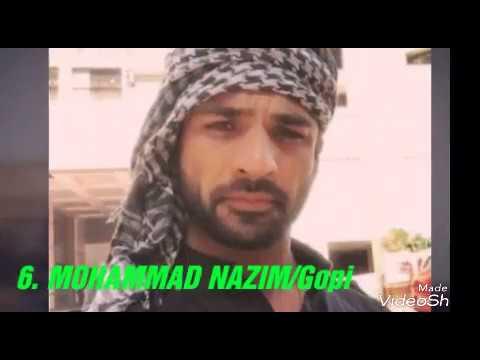 8 aktor TV India beragama Islam.
