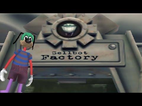Toontown Infinite Beta Gameplay- Factory Run!