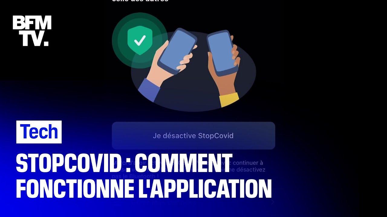 StopCovid : tout comprendre sur l'application de traçage du gouvernement