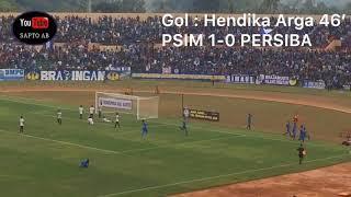 HIGHLIGHTS : PSIM JOGJA 2-1 PERSIBA BALIKPAPAN || LIGA 2 INDONESIA 15 MEI 2018