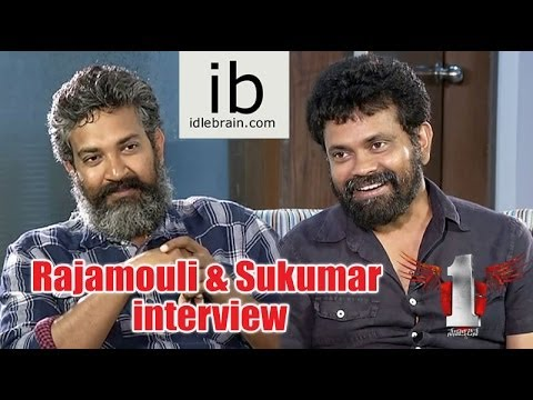 S.S. Rajamouli & Sukumar interview - idlebrain.com