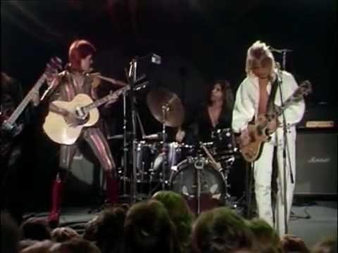 Aynsley dunbar space oddity david bowie 1980 floor show for 1980 floor show