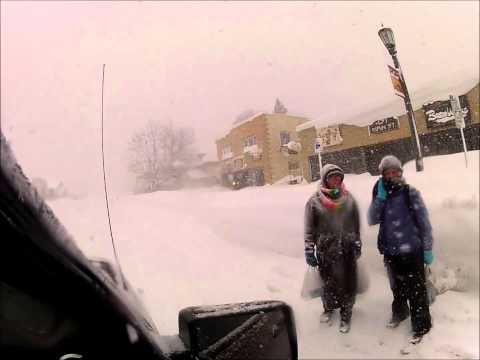 NOVEMBER Snow 2014 - EAST AURORA, NY
