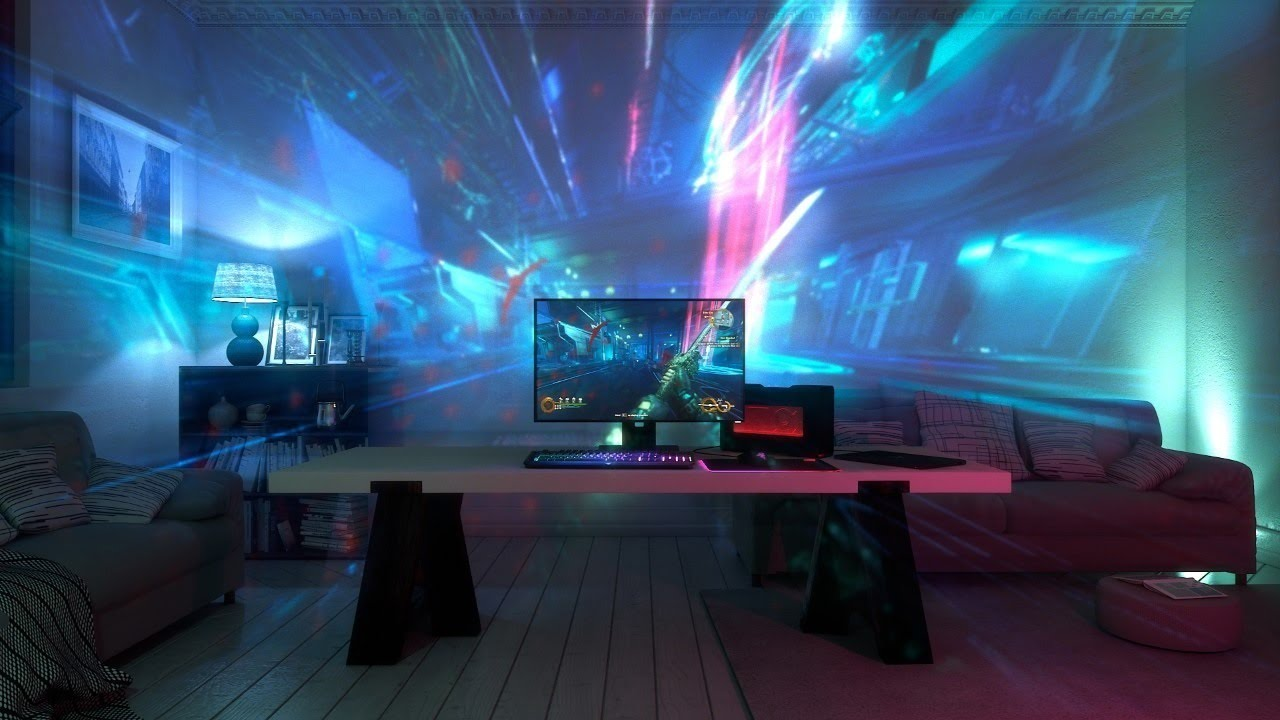 home of best projector switch the master room screens