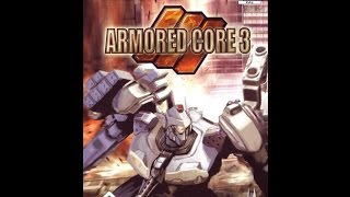 Armored Core 3 Intro PS2