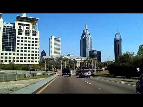 Proposed Video Intro 1: Interstate 10 Mobile,AL Bridge