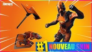 NEW BOUTIQUE AND NEW LEGENDARY SKIN VERTEX FORTNITE BATTLE ROYALE