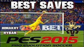 PES 2015 | Best Goalkeeper Saves 2015 | Dual-Coop | HD 60Fps