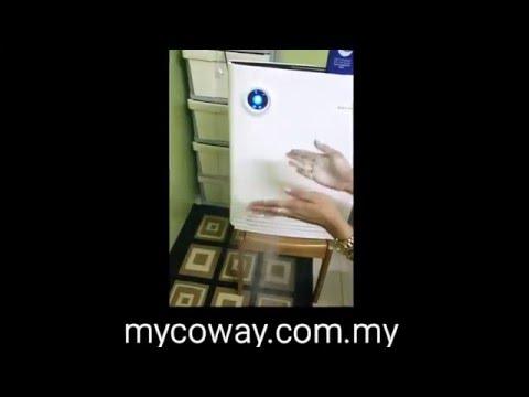 Coway Air Purifier - Lombok 2 Experiment