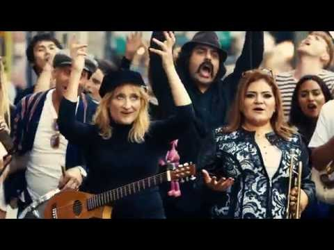 Our America Back (Official Music Video) - Jill Sobule