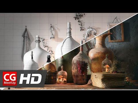 CGI 3D Breakdown