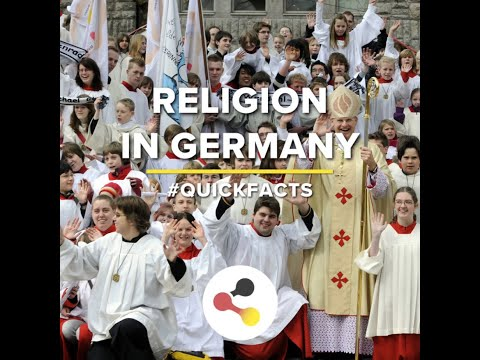 #Quickfacts: Religion In Germany