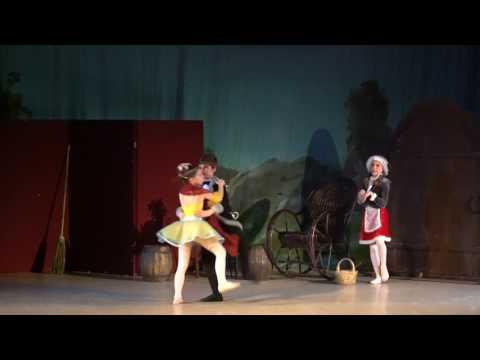 "Детский балет ""Дюймовочка"". Крот"