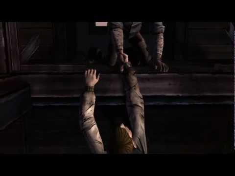 The Walking Dead Game  Lee Saves Ben