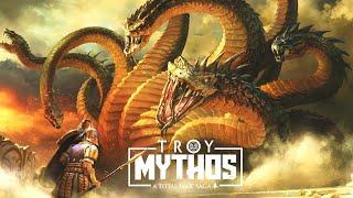 Total War Saga TROY - MYTHOS - Full Trailer, All New Mythological Units Revealed & Campaign Info
