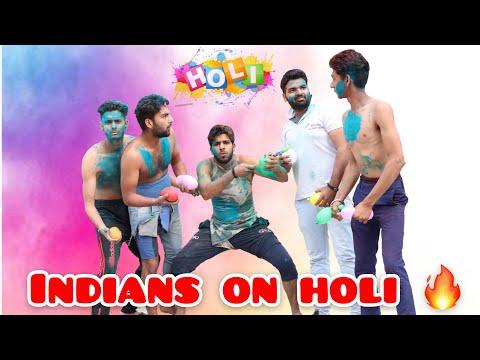 Every Holi Ever    Yogesh Kathuria