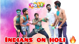 Every Holi Ever || Yogesh Kathuria