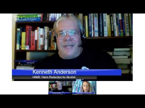 The Addiction Show Kenneth Anderson HAMS Harm Reduction in NY