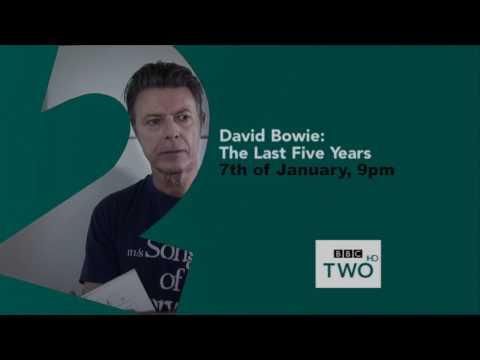 David Bowie – The Last Five Years – Nacho's Trailer - 2017 fragman