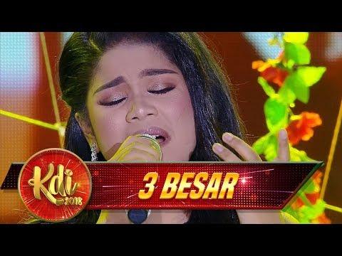 Keren!! Delima ZONA LAGU BARU [BINTANG] - Final 3 Besar KDI (17/9)