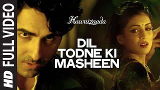 'Dil Todne Ki Masheen' FULL VIDEO Song | Rekha Bhardwaj | Ayushmann Khurrana, Hawaizaada | T-Series