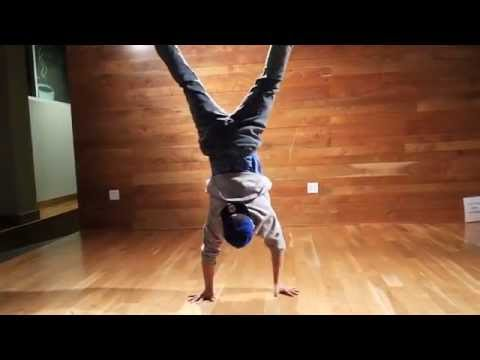 The Bboy Workout