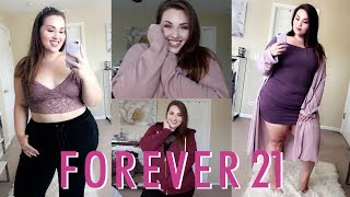 Forever 21 & Old Navy Try-On Haul | Plus Size Fashion |