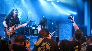 Anthrax - Cought in A Mosh - live -2017 - 70K