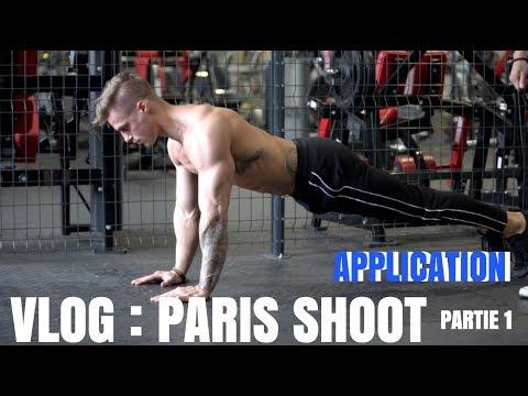 Vlog : Arriver a Paris | Shoot pour JamCore App |  Ft Enzo Foukra