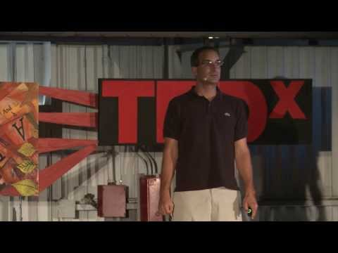 Learning from nature's genius: Jacques Chirazi at TEDxAmericasFinestCity