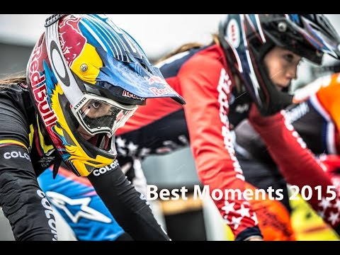 Best Moments from the 2015 UCI BMX World Championships - Heusden-Zolder/BEL
