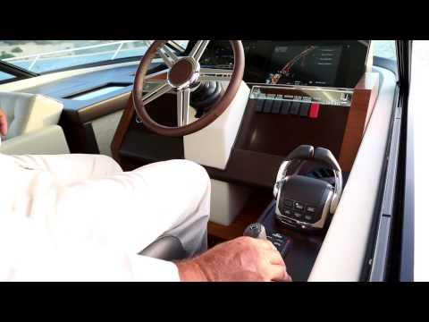 Hampton Watercraft and Marine Tiara 50 Coupe