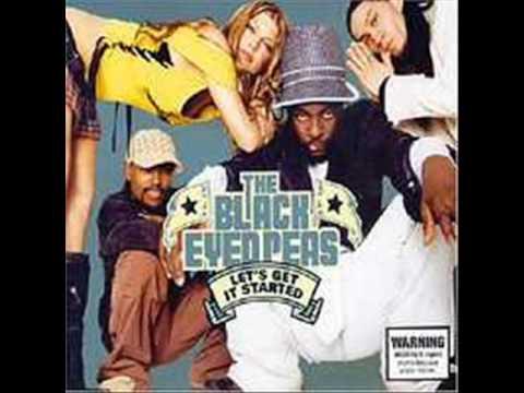 Black Eyed Peas – Let's Get it Started
