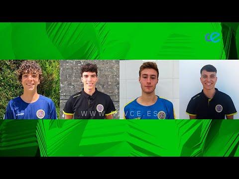 El Club Deportivo Polillas Ceuta anuncia cuatro fichajes