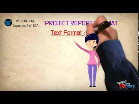 BCA V Sem-Project Guidelines