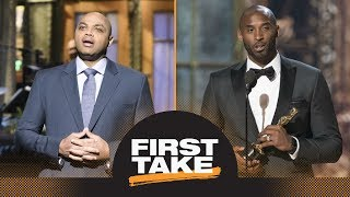 First Take reacts to Charles Barkley