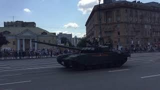 Техника с Парада Победы 75 лет. Танки Т 90