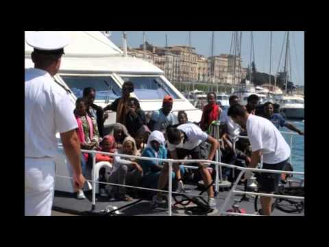 Italy Welcomes Migrants Rejected From Malta