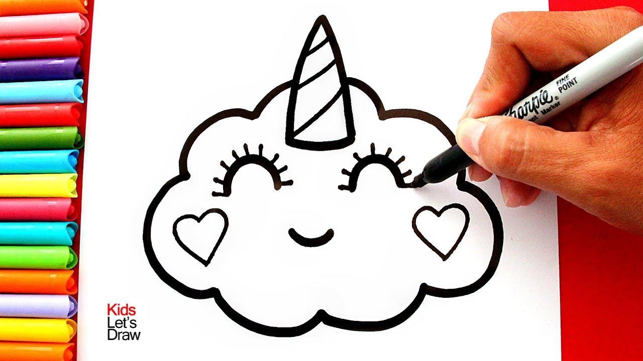 Dibujo De Unas Nubes Para Colorear Dibujo De NubesLas 11