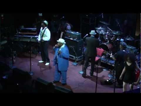 George Clinton and P-Funk- World Cafe Live DE 5/2/12- Concert