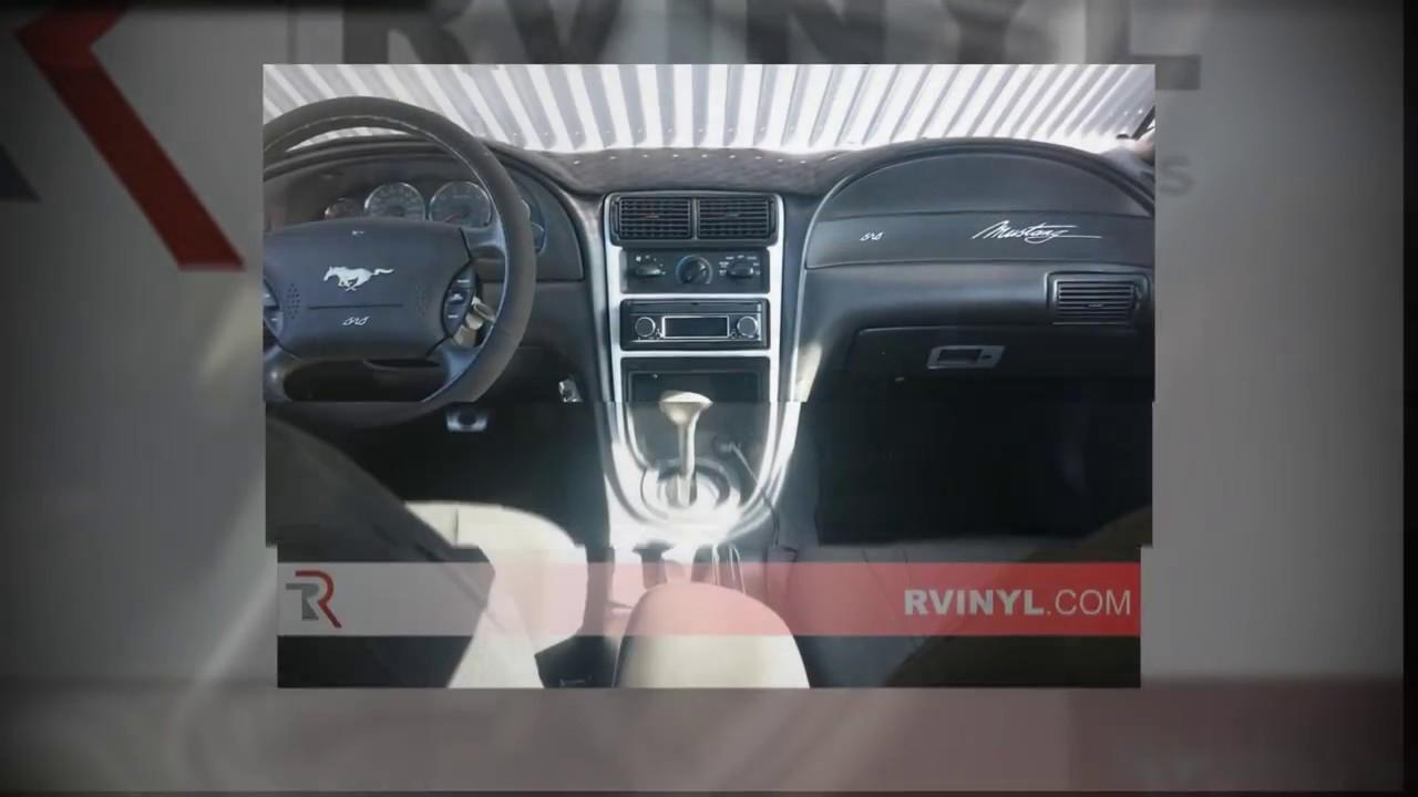 rdash 1994 2000 ford mustang dash kits [ 1280 x 720 Pixel ]