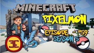 Minecraft: Pixelmon - Эпизод 59 - Групповой секс Покемонов 18+ (Pokemon Mod)