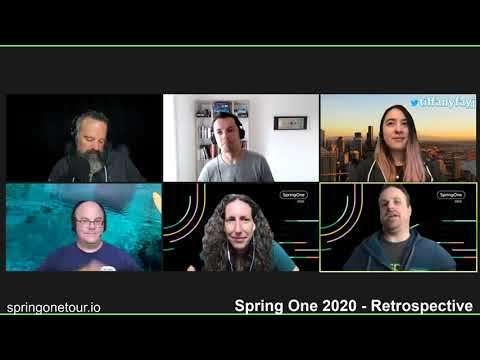 Spring One Tour - SpringOne 2020: A Look Back