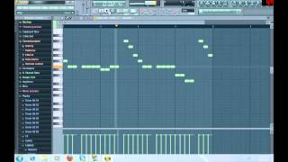 Avicii - Levels Piano/Lead Tutorial (FL Studio) +Free FLP