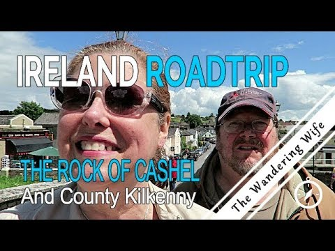 IRELAND: Rock of Cashel & Kilkenny | TRAVEL VLOG #0050