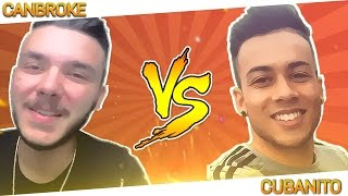 FIFA 16 YOUNGSTARS CUP: CanBroke vs Cubanito