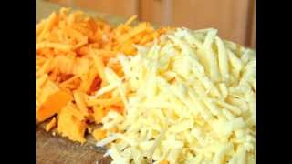 Baked Rice and Cheese - Grace Foods Creative Cooking