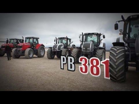 Peut-on acheter moins chers des tracteurs aux enchères ? - Powerboost N°381 (17/03/2017)