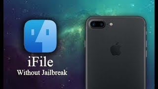 Ifile without jailbreak