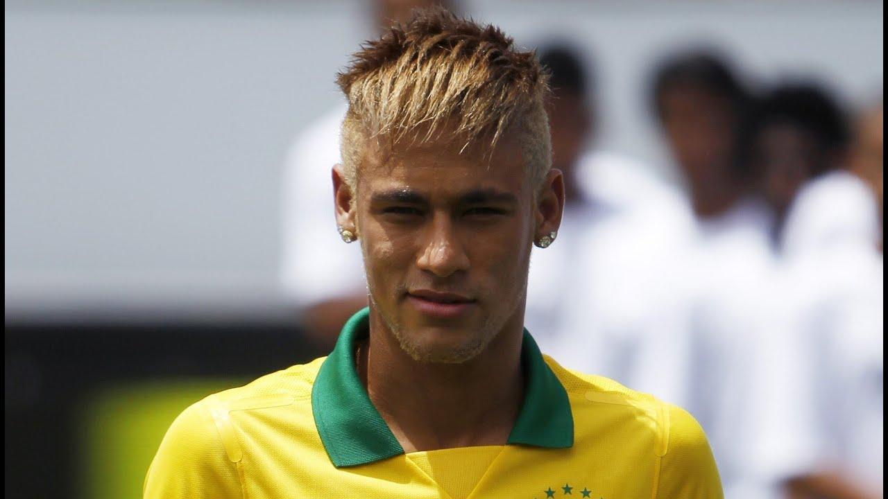 Jugadas de Neymar En Santos, Brasil y Barcelona - HD - YouTube